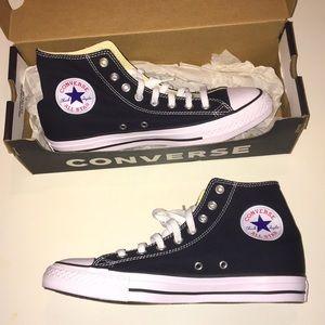All star high top converse